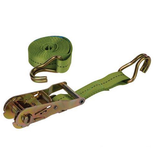Ratchet Tensioners 700kg BS, 25mm x 6m Product Image- Landscape Supply Company