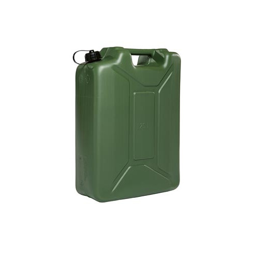 PLASTIC Jerry Can, 20 litre Product Image- Landscape Supply Company