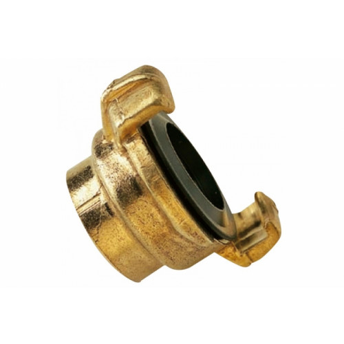 Brass Quick Coupling with Female  BSP Thread Product Image- Landscape Supply Company
