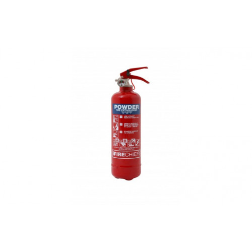 Dry Powder Fire Extinguisher 1kg Product Image- Landscape Supply Company