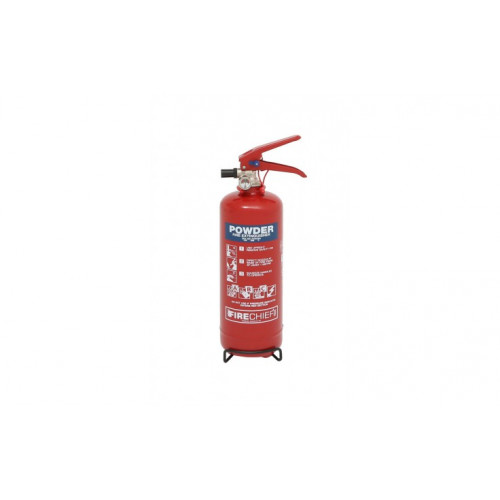 Dry Powder Fire Extinguisher 2kg Product Image- Landscape Supply Company