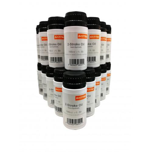 Hypro® Two Stroke Oil - Pk 50 100ml Product Image- Landscape Supply Company