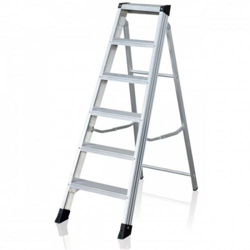 Aluminium Step Ladder 12 tread   Product Image- Landscape Supply Company