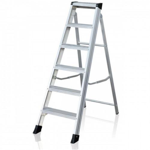 Aluminium Step Ladder 12 tread   Product Image- Landscape Supply Company