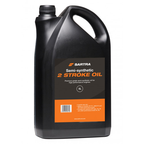 Hypro® Two Stroke Oil 5 litre Product Image- Landscape Supply Company