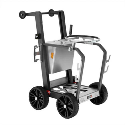 Street Cleaning Trolley- Single