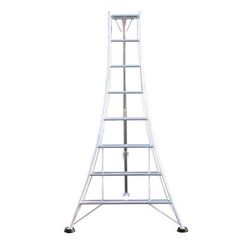 Aluminium Tripod Ladder- Standard 16 Tread   Product Image- Landscape Supply Company