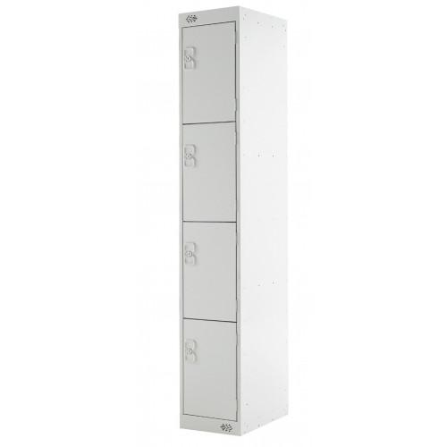Locker 1800 x 300 x 450mm- 4 Door