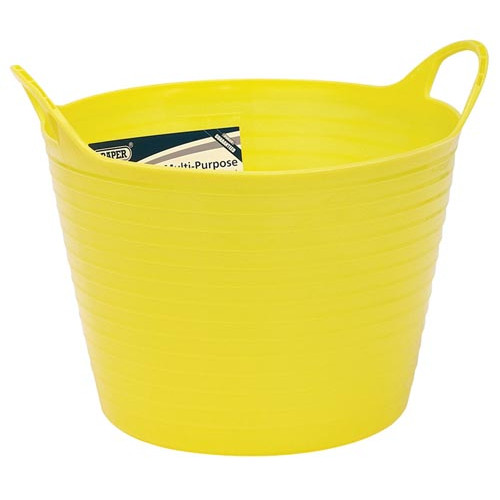 Flexible Bucket 42ltr Product Image- Landscape Supply Company