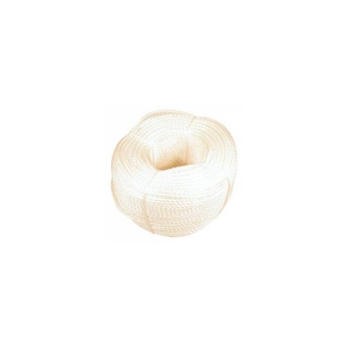 White Polypropylene Rope - 220m 10mm Product Image- Landscape Supply Company