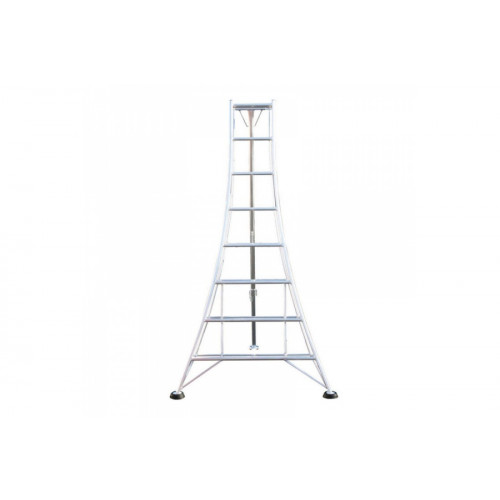 Aluminium Tripod Ladder- Heavy Duty (150kg)- 2485mm/ 12 Tread   Product Image- Landscape Supply Company