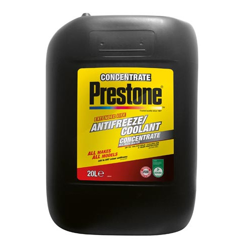 Prestone Anti-freeze/ coolant 20 litre Product Image- Landscape Supply Company