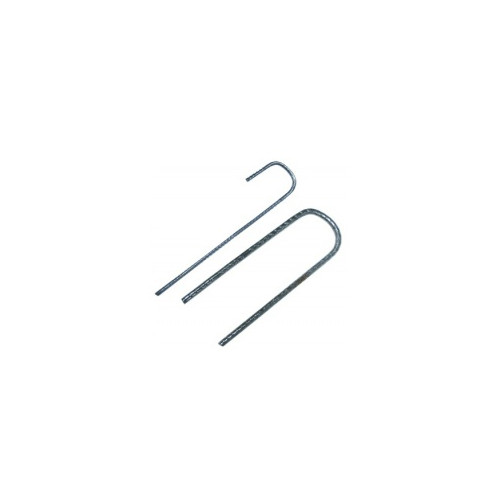 Metal fixing U-pins - Pk 100 150mm Product Image- Landscape Supply Company