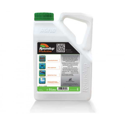 Roundup Pro Bio 5 litre Product Image- Landscape Supply Company