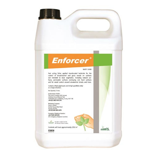 Enforcer 5 litre  Product Image- Landscape Supply Company