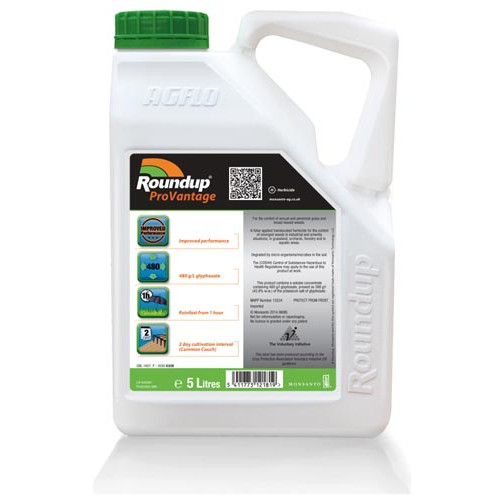 Roundup ProVantage, 5 litre Product Image- Landscape Supply Company