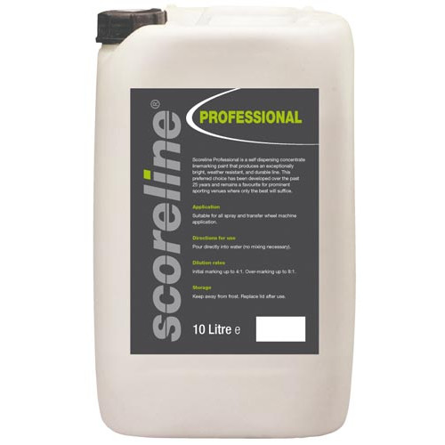 Scoreline Professional Concentrate 10ltr Product Image- Landscape Supply Company