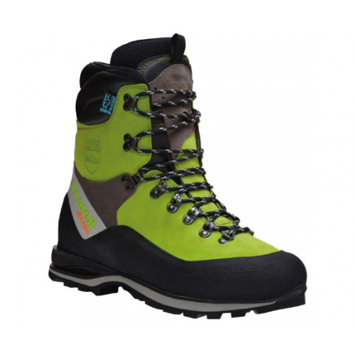 Scafell Lite Class 2 Chainsaw Boots- Lime 6 (39)