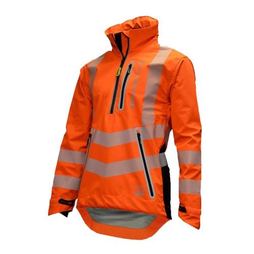 Arbortec®  Breathedry Smock - Hi-Viz Orange- Small