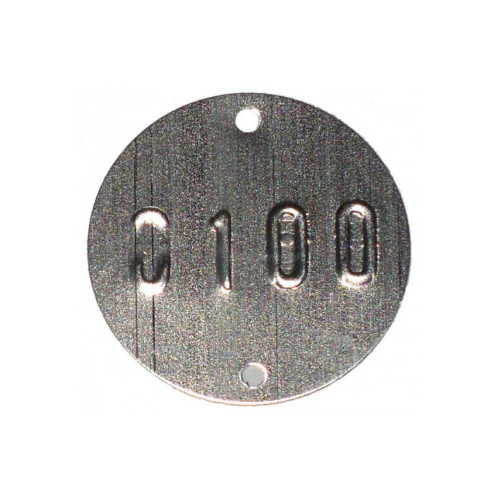 Timber Tags - 1 Pack Blanks